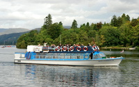 Miss Cumbria III at Bowness Lake Windermere