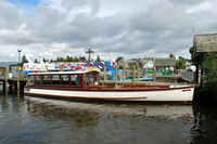 Muriel II at Bowness Lake Windermere