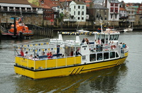 Esk Belle at Whitby