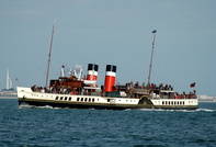 Waverley passing Calshot