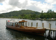 Queen of the Lake at Ambleside