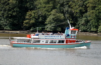Enterprise 11 on the River Fal