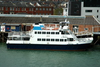 Wight Scene at Cowes Solent and Wightline Cruises