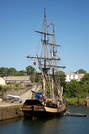 Tall Ship Phoenix at Charlestown