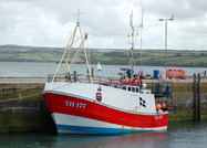 TH177 Ichthus at Padstow