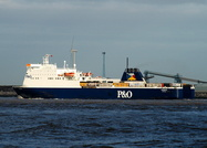 Norbank    IMO 9056583 17464gt Built 1993 Passenger/Ro Ro Cargo Ship Flag Netherlands