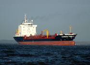 Leander   IMO 9186704 8041gt Built 1999 Chemical/Oil Products Tanker Flag Gibraltar