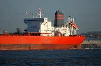Rita Knutsen   IMO 8500537 70434gt Built 1986 Crude Oil Tanker Flag Norway
