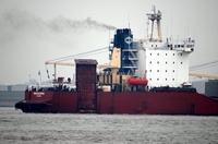Monchegorsk  IMO 8013039 18627gt Built 1983 General Cargo Ship