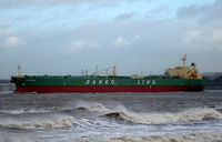 Sanko Breeze   IMO 9307152 56172gt Built 2005 Crude Oil Tanker