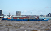 Beetpulp Trader    IMO 8402589 1473gt Built 1985 General Cargo Ship Flag Antigua Barbuda