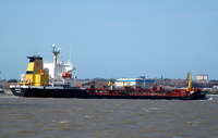 Hummel    IMO 8806826 7421gt Built 1989 Chemical/Oil Products Tanker Flag Germany