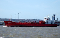 Nordstraum     IMO 8401080 2898gt Built 1985 Chemical/Oil Products Tanker Flag Norway