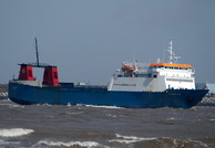 Muirneag     IMO 7725362 5801gt Built 1979 Ro Ro Cargo Ship Flag UK