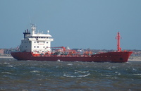 Dutch Navigator    IMO 90000613 4297gt Built 1991 Chemical Tanker Flag Netherlands
