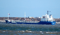 Pollux    IMO 8019291 2523gt Built 1981 Oil Products Tanker Flag Netherlands