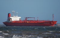 Maracas Bay IMO 9172727 20573gt Built 1998 Chemical/Oil Products Tanker Flag Bahamas