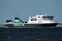 Liverpool Viking  IMO 9136034 21856gt Built 1997 Passenger/Ro Ro Flag UK
