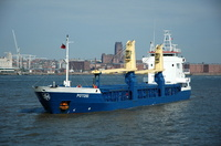 Potosi IMO 9111151 2506gt Built 1995 General Cargo Ship Flag Antigua Barbuda