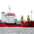 Mekhanik Semakov   IMO 8904393 2489gt Built 1991 General Cargo Ship Flag Russia