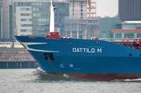 Dattilo M  IMO 9333474 13500gt Built 2006 Chemical/Oil Products Tanker Flag Italy