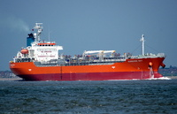 Sunshine Sky   IMO 9160047 9488gt Built 1996 Chemical/Oil Products Tanker Flag Panama