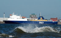 Norbank   IMO 9056583 17464gt Built 1993 Passenger/Ro Ro Cargo Flag Netherlands