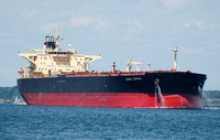 Dubai Legend  IMO 9231212 62247gt Built 2002 Crude Oil Tanker Flag Bahamas