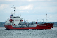 Lady Stephenie   IMO 9014781 3393gt Built 1991 LPG Tanker Flag Antigua Barbuda
