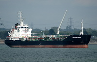 Whitchallenger   IMO 9252278 2965gt Built 2002 Oil Products Tanker Flag UK