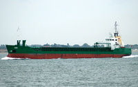 Anmi   IMO 8914283 2373gt Built 1992 General Cargo Ship Flag Bahamas