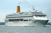 Oriana   IMO 9050137 69153gt Built 1995 Passenger Cruise Ship Flag UK