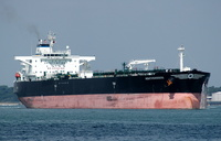 Agathonissos   IMO 9232448 57062gt Built 2002 Crude Oil Tanker Flag Greece Eletson Group