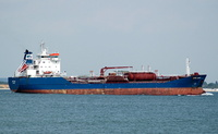 Bro Juno  IMO 9163776 8848gt Built 1999 Chemical/Oil Products Tanker Flag Sweden