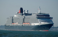 Queen Victoria  IMO9320556 90049gt Built 2007 Passenger Cruise Ship Flag UK