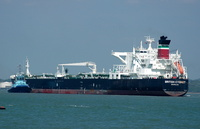 British Cygnet  IMO 9297345 63462gt Built 2005 Crude Oil Tanker Flag UK BP Shipping Ltd