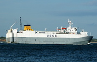 Autotransporter  IMO 8200577 7069gt Built 1983 Vehicles Carrier Flag Madeira