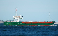 Helen  IMO 9014717 2446gt Built 1992 General Cargo ship Flag Cyprus