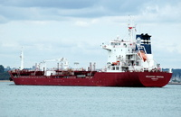Hellespont Creation  IMO 9321122 8515gt Built 2007 Chemical/Oil Products Tanker Flag Liberia