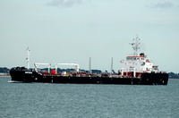 Whitonia IMO 9342607 4292gt Built 2007 Oil Products Tanker Flag UK