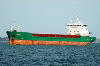 Addi L  IMO 9139323 2876gt Built 1995 General Cargo Ship Flag Gibraltar