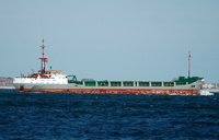Union Titan  IMO 8416750 1543gt Built 1986 General Cargo Ship Flag Barbados