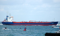Travestern    IMO 9053206 11423gt Built 1993 Chemical/Oil Products Tanker Flag UK