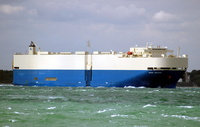 Grand Mercury     IMO 9247584 58947gt Built 2002 Vehicles Carrier Flag Panama