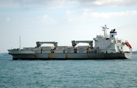 Caribbean Star    IMO 9150810 11435gt Built 1997 Refrigerated Cargo Ship Flag Liberia