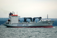 Santa Maria     IMO 9194957 8507gt Built 1999 Refrigerated Cargo Ship Flag Liberia