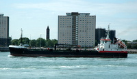 Jaynee W     IMO 9130896 1689gt Built 1996 Oil Products Tanker Flag UK