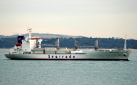 Buzzard Bay IMO 9016662 10381gt Built 1992 Refrigerated Cargo Ship