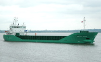 Arklow Ruler   IMO 9344502 2999gt Built 2006 General Cargo Ship Flag Ireland