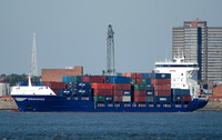 Encounter   IMO 9255775 7642gt Built 2004 Container Ship Flag Netherlands